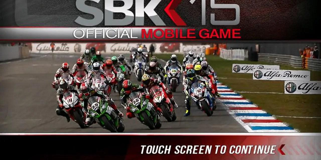 SBK15 Game Ios Free Download