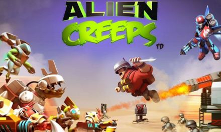 Alien Creeps TD Game Android Free Download