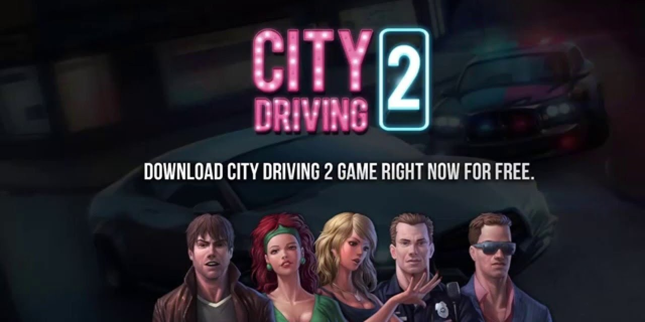 City Driving 2 Game Android Free Download