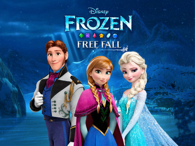 Frozen Free Fall Game Ios Free Download