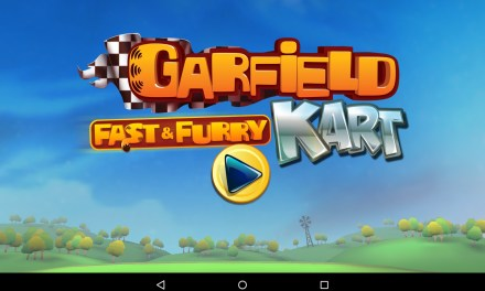 Garfield Kart Fast Furry Game Android Free Download