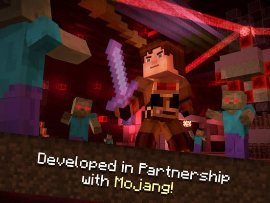 Minecraft Story Mode Game Ios Free Download