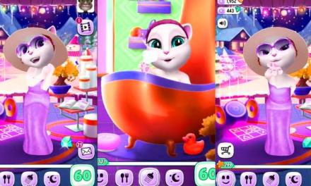 My Talking Angela Game Android Free Download