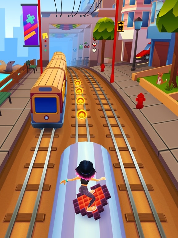 Subway Surfers Game Ios Free Download
