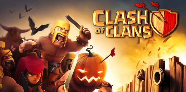 Clash of Clans Game Ios Free Download