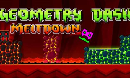 Geometry Dash Meltdown Game Android Free Download