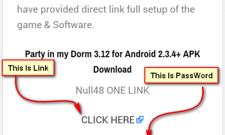 How to install a game to Android phone tablet On Null48