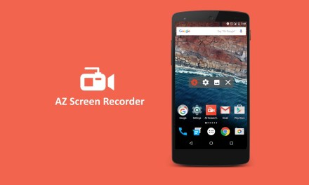 AZ Screen Recorder No Root App Android Free Download