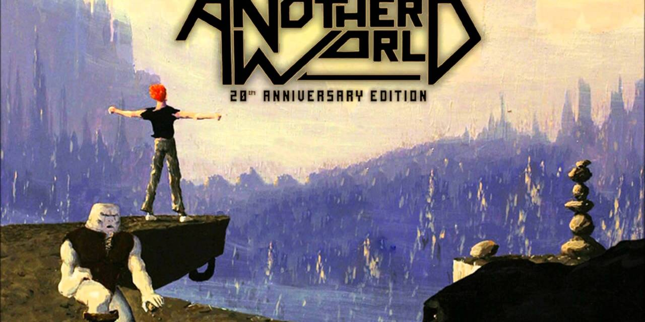 Another World 20th Anniversary Edition Game Android Free Download
