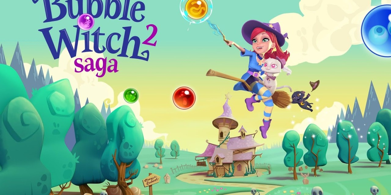 Bubble Witch 2 Game Android Free Download