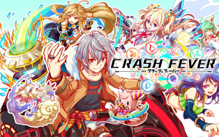 Crash Fever Game Android Free Download