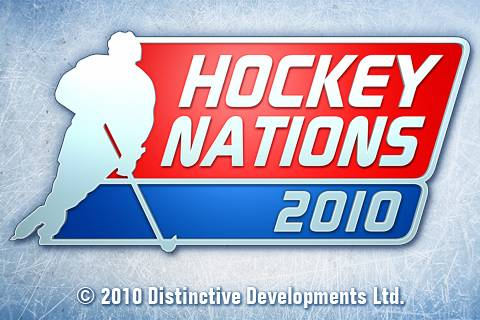 Hockey Nations 2010 Game Android Free Download