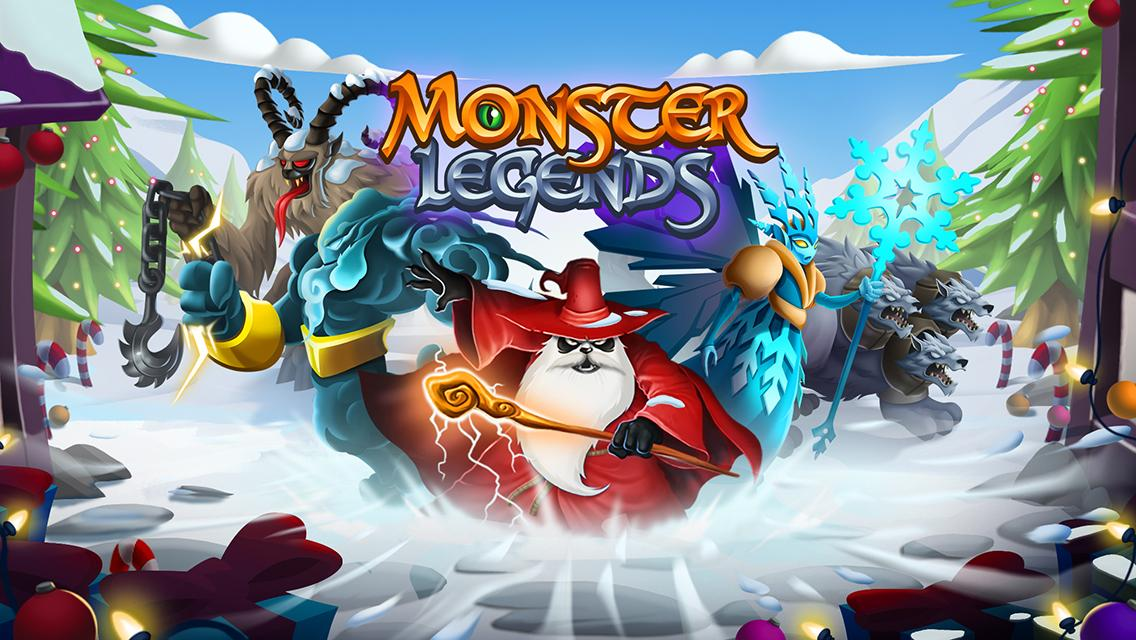 Monster Legends Game Android Free Download