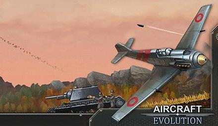 Aircraft Evolution Game Android Free Download
