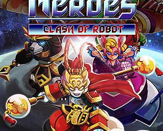 Galaxy Heroes Clash Of Robot Game Android Free Download