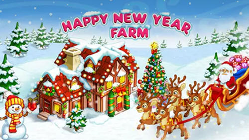 Happy New Year Farm Christmas Game Android Free Download