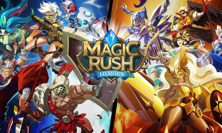 Magic Rush Heroes Game Android Free Download