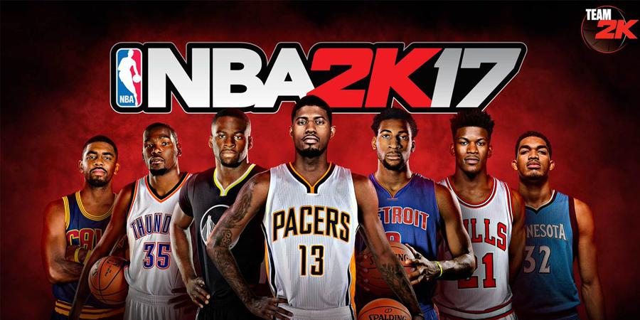 NBA 2K17 Game Ios Free Download