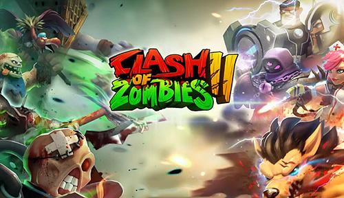Clash Of Zombies 2 Atlantis Game Android Free Download