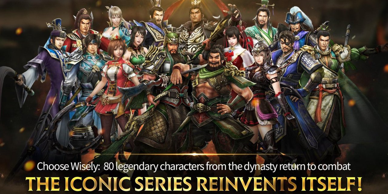 Dynasty Warriors Unleashed Game Android Free Download