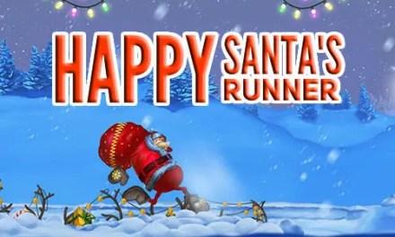 Happy Santas Runner Game Android Free Download