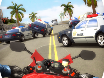 Highway Traffic Rider Game Android Free Download