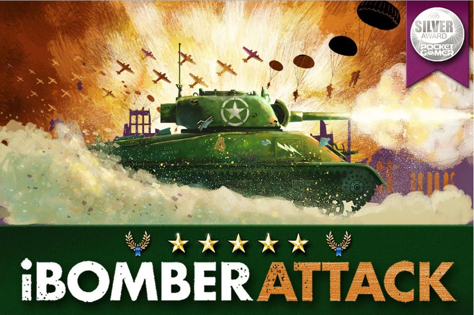 IBomber Attack Game Android Free Download