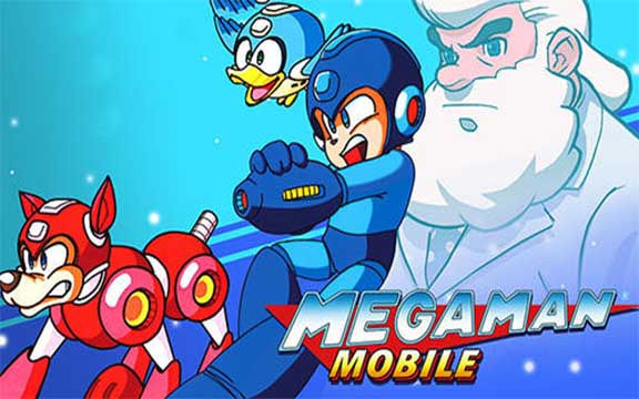 Megaman Mobile Game Android Free Download