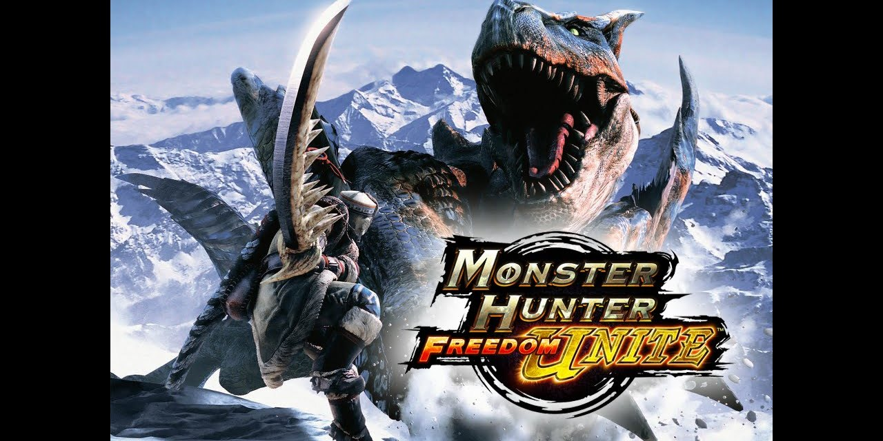 Monster Hunter Freedom Unite Game Ios Free Download