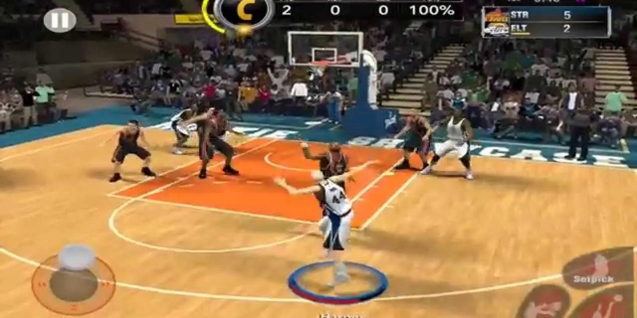 NBA 2K15 Game Ios Free Download