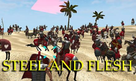 Steel And Flesh Game Android Free Download