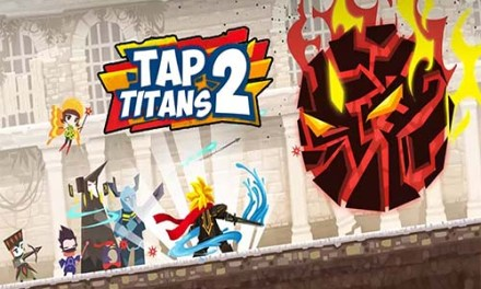 Tap Titans 2 Game Android Free Download