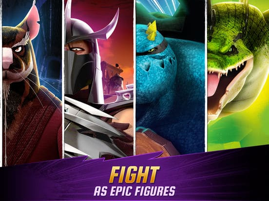 Teenage Mutant Ninja Turtles Game Ios Free Download