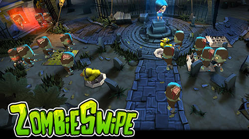 Zombie Swipe Game Android Free Download
