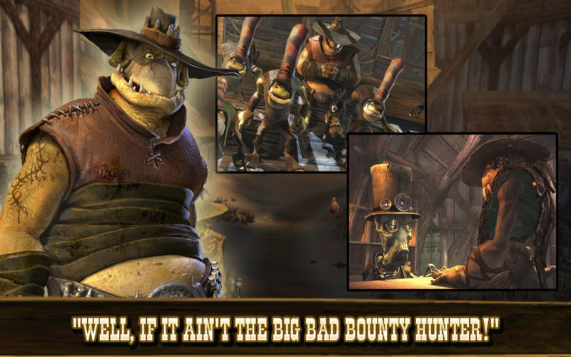 Oddworld Stranger's Wrath Game Ios Free Download