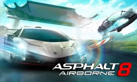 Asphalt 8 Airborne Game Ios Free Download