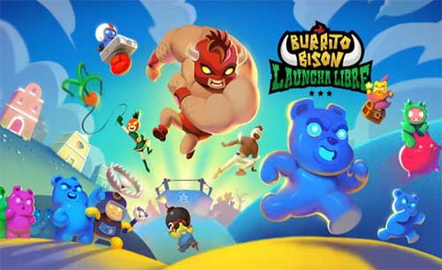 Burrito Bison Launcha Libre Game Android Free Download