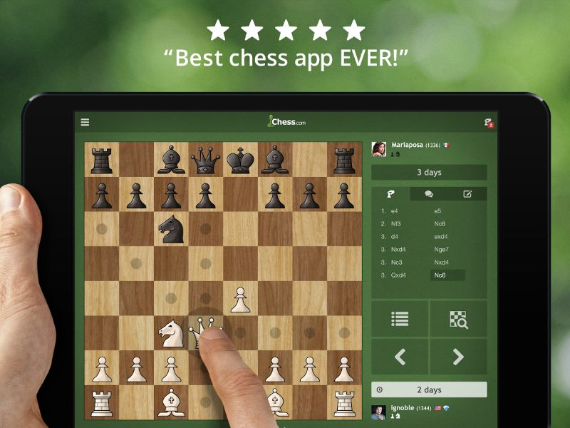 Chess Play & Learn Game Android Free Download