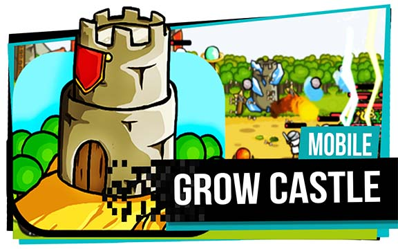 Grow Castle Game Android Free Download