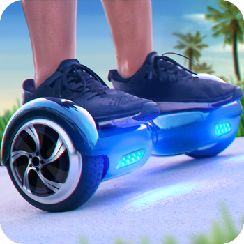 Hoverboard Surfers 3D Game Android Free Download