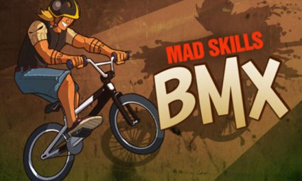 Mad skills BMX Game Ios Free Download