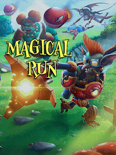 Magical Run Game Android Free Download