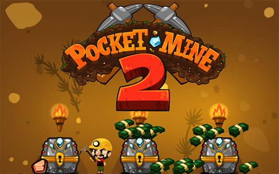 Pocket Mine 2 Game Android Free Download