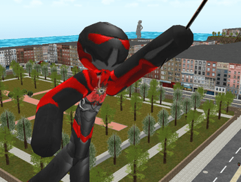 Stickman Rope Hero Game Android Free Download
