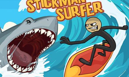 Stickman Surfer Game Android Free Download