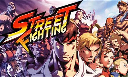 Street Fighting Game Android Free Download