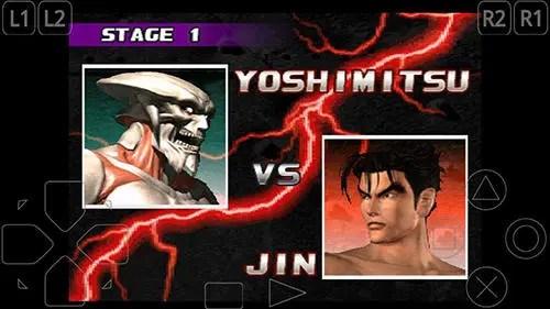 Tekken 3 Game Android Free Download