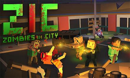 Zic Zombies In City Survival Game Android Free Download