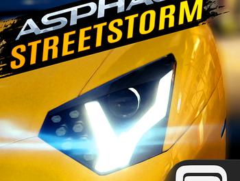 Asphalt Street Storm Racing (Unreleased) Game Android Free Download