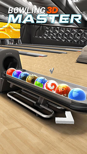 Bowling 3D Master Game Android Free Download